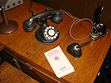 Photo of telephone