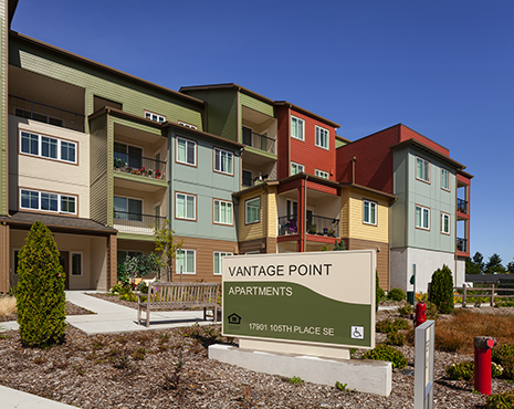 Photo of Vantage Point Apartments, Renton